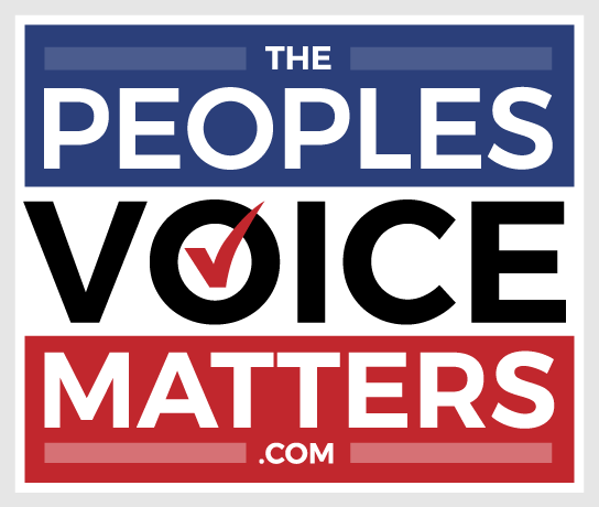 ThePeoplesVoiceMatters.com Logo